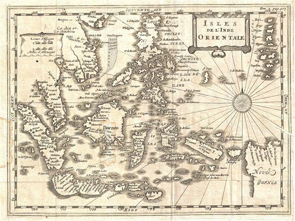 Isles de l'Inde Orientale.