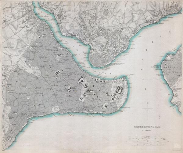 Constantinople. Stambool.
