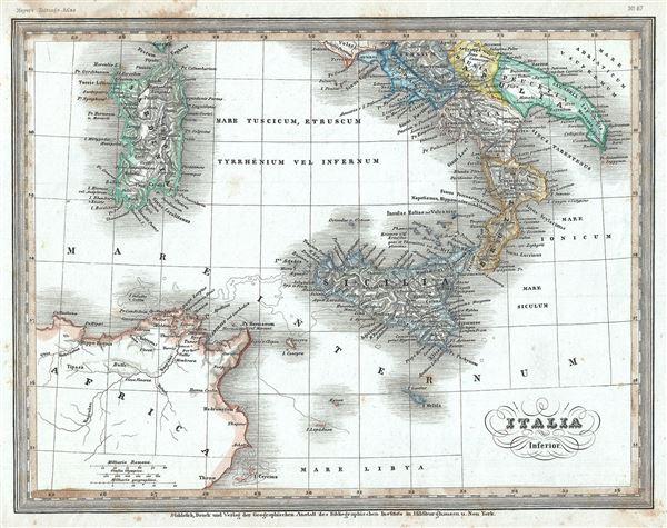 Italia Inferior.