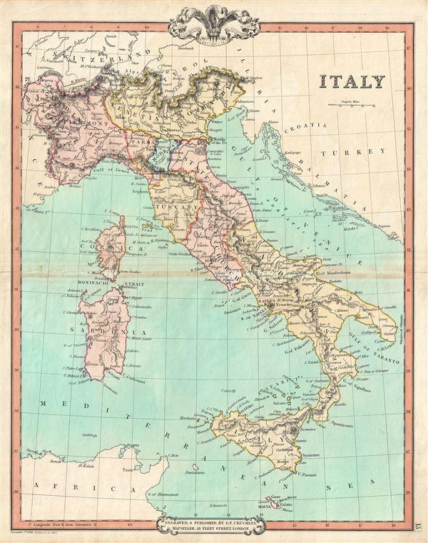 Italy. - Main View