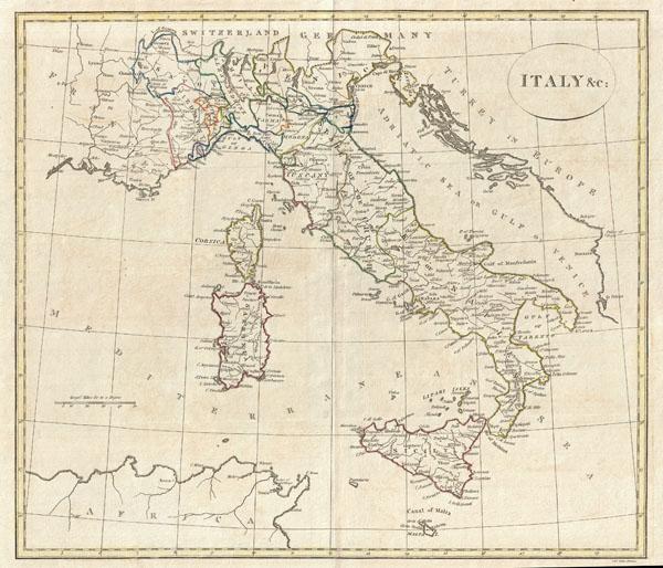 Italy & c: