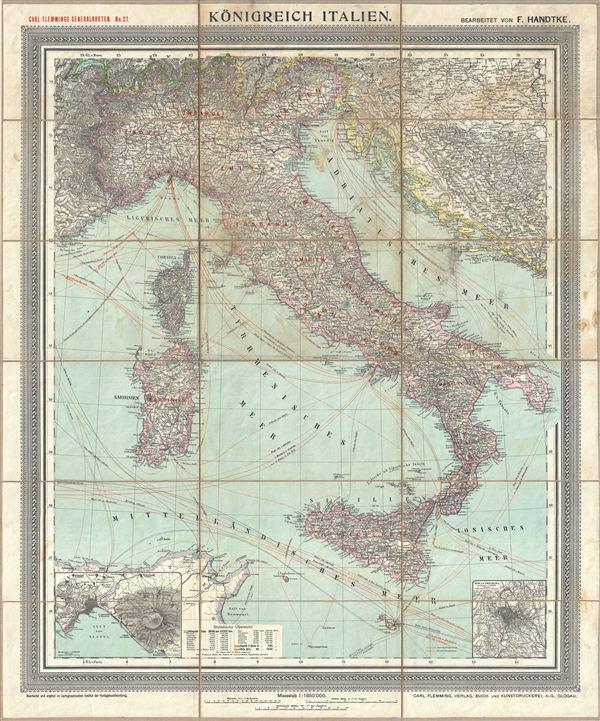 Konigreich Italien.