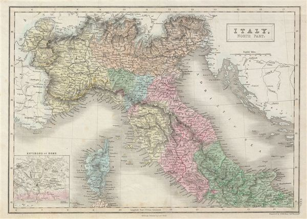 Italy, North Part. - Main View