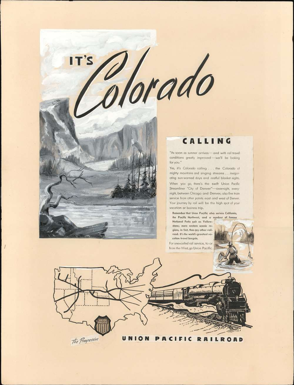 It's Colorado Calling. - Main View