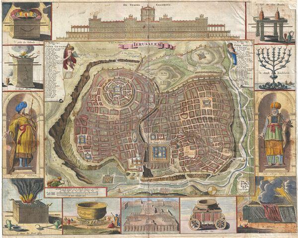 Ierusalem. - Main View