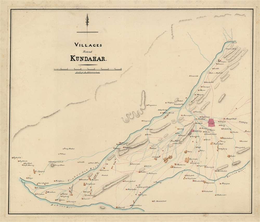 Villages of Kundahar. - Main View