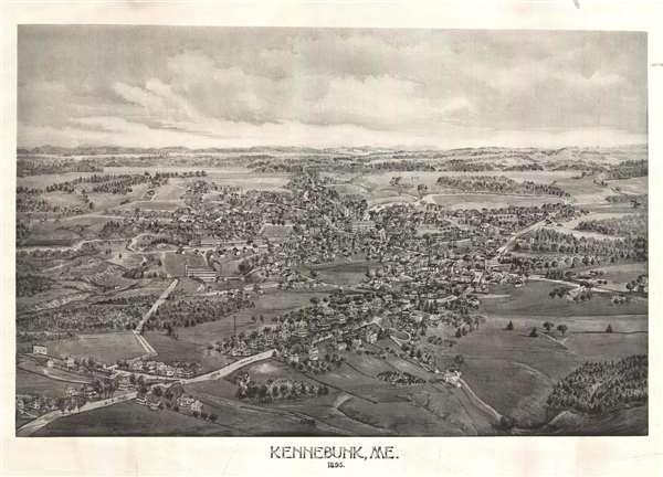 Kennebunk, ME. 1895.