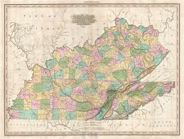Kentucky and Tennessee by H. S. Tanner.