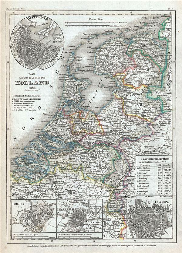 Das Konigreich Holland.