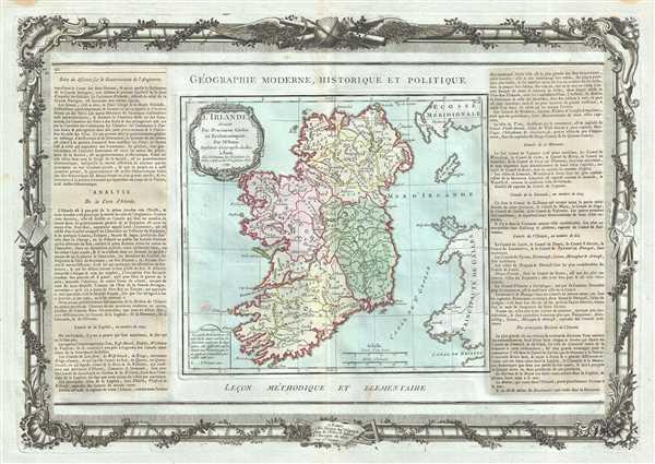 L'Irlande. - Main View