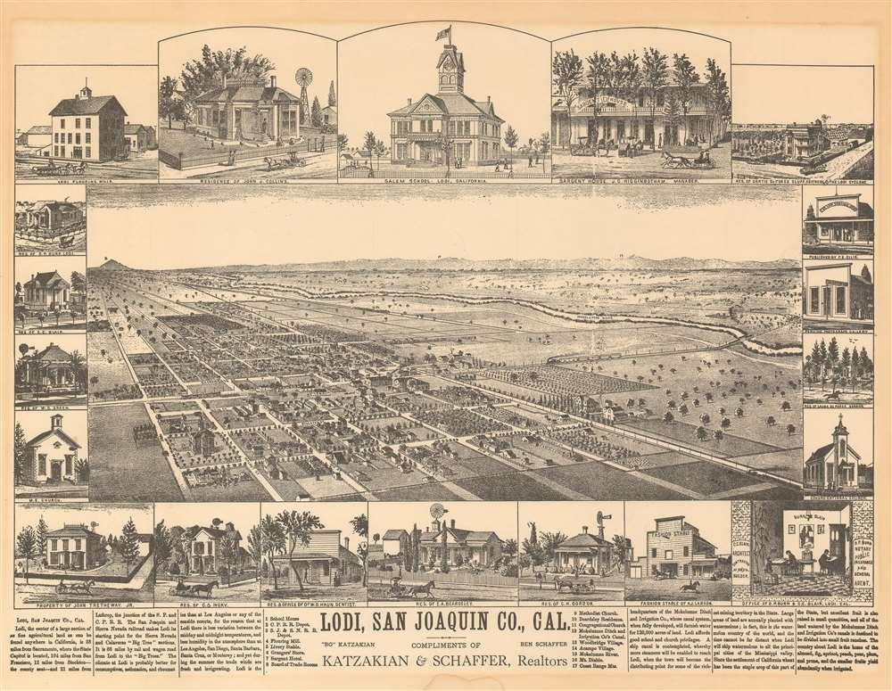 Lodi, San Joaquin Co., Cal. - Main View