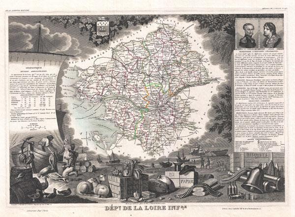 Dept. de la Loire Infre.