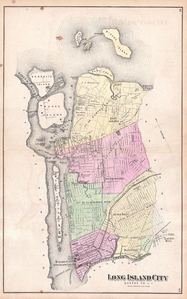Long Island City, Queens Co.L.I.