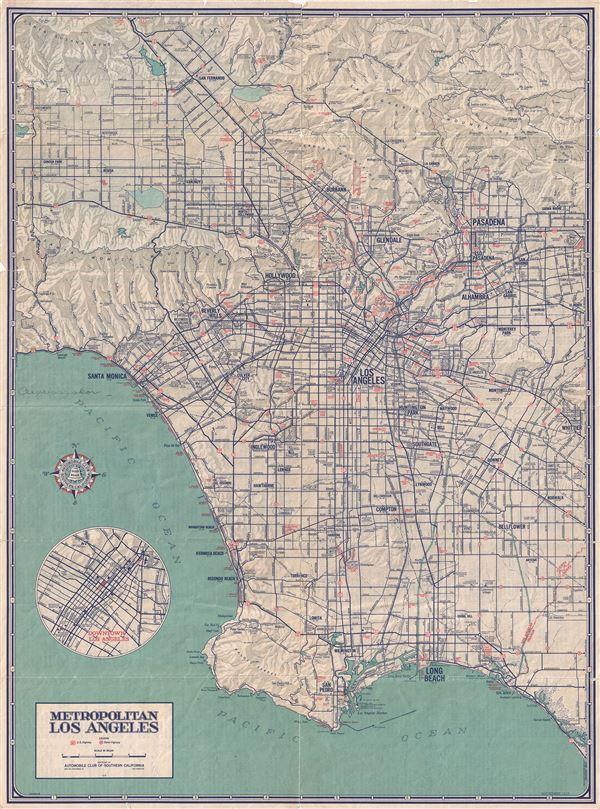 Metropolitan Los Angeles.