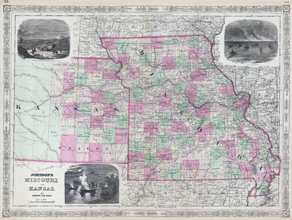 Johnson�s Missouri and Kansas