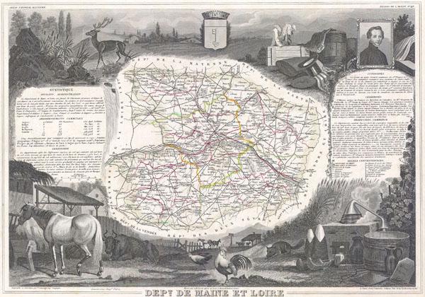Dept/ De Maine et Loire