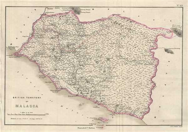 British Territory of Malacca.