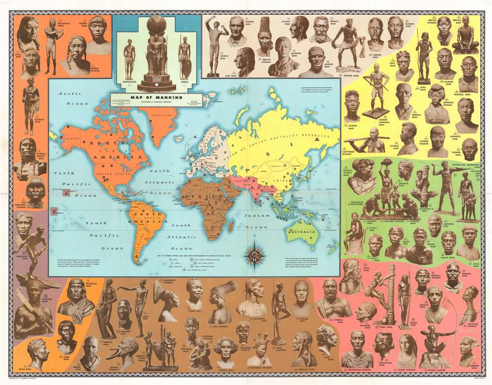 Map of Mankind. - Main View