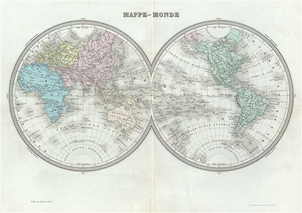 Mappe-Monde. - Main View