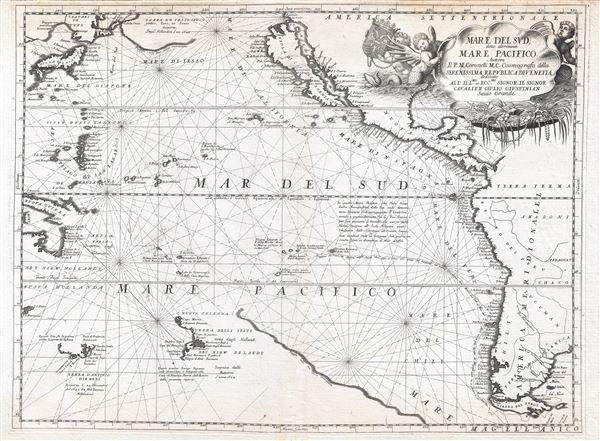 Mare del Svd, detto altrimenti Mare Pacifico.