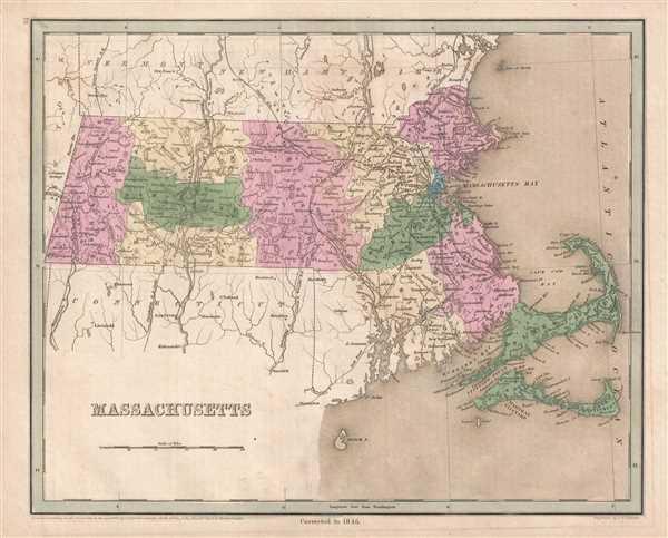 Massachusetts. - Main View