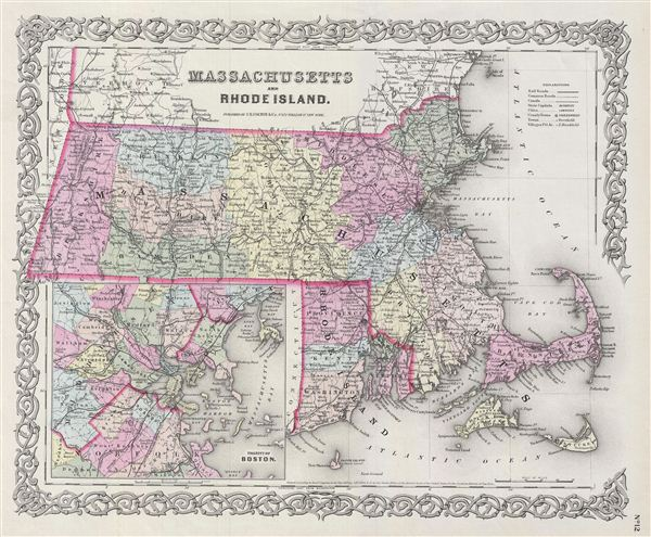 Massachusetts and Rhode Island.