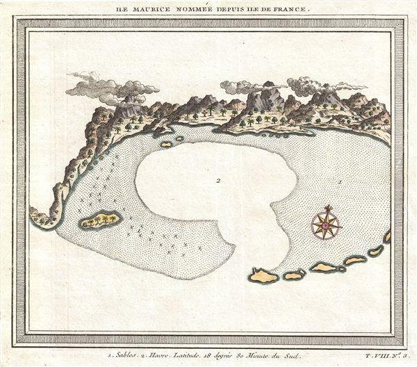 Ile Maurice Nommee Depuis Ile De France.