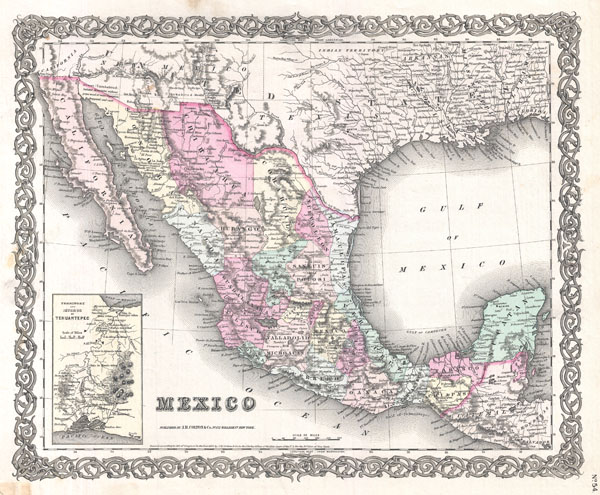 Mexico. - Main View