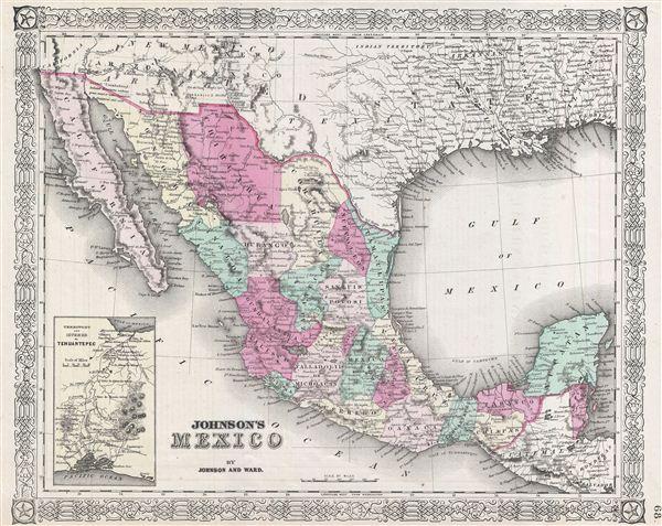 Johnson's Mexico. - Main View