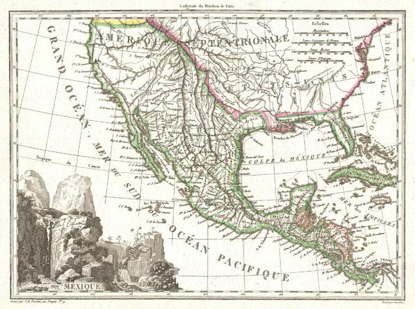 Mexique. - Main View