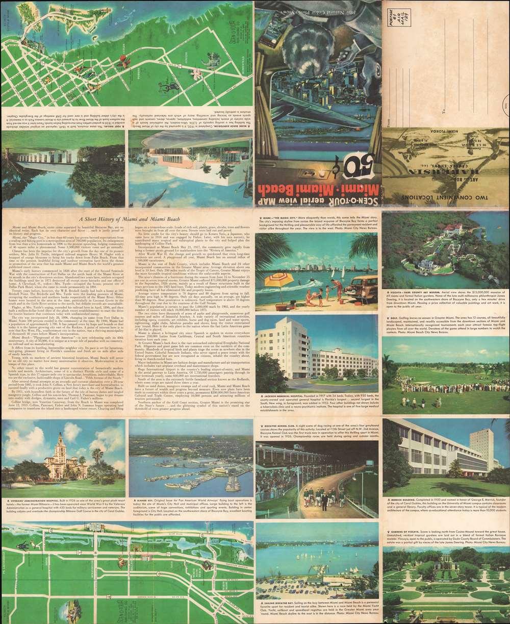 Scen-O-Tour Miami and Miami Beach. - Alternate View 1