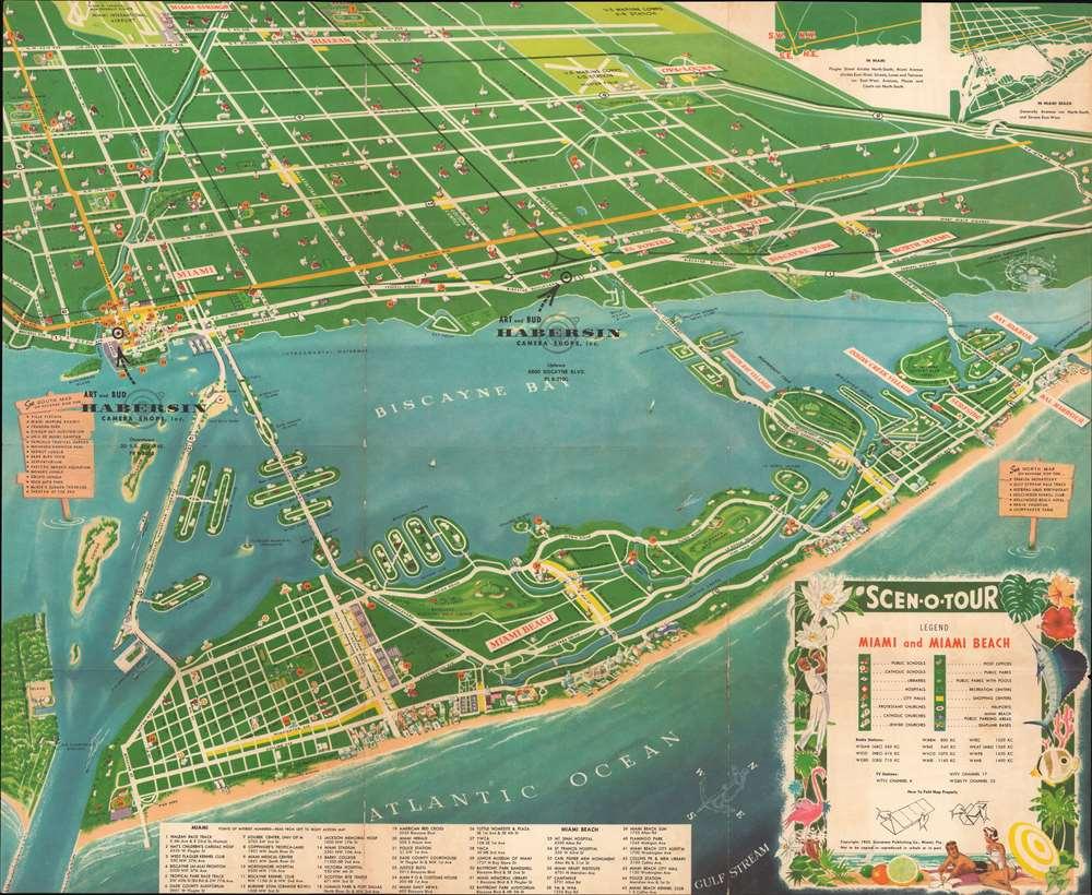 Scen-O-Tour Miami and Miami Beach. - Main View