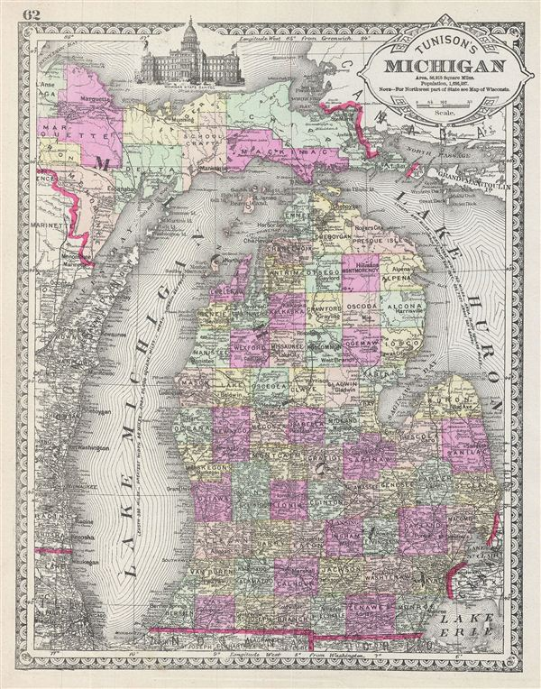 Tunison's Michigan.