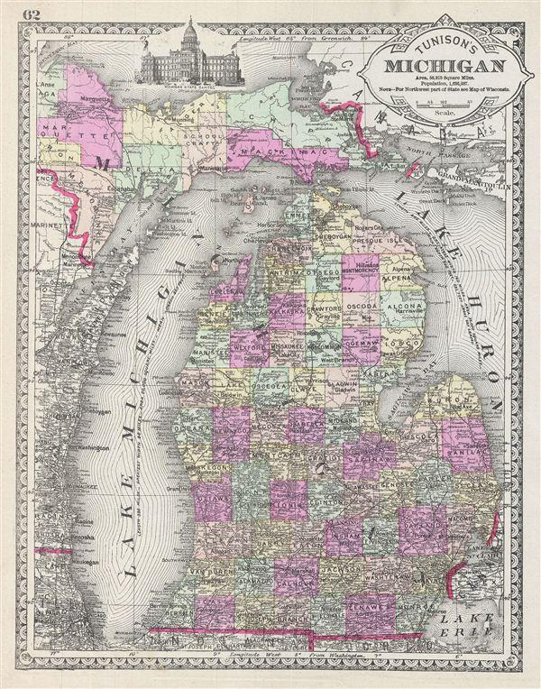 Tunison's Michigan. - Main View