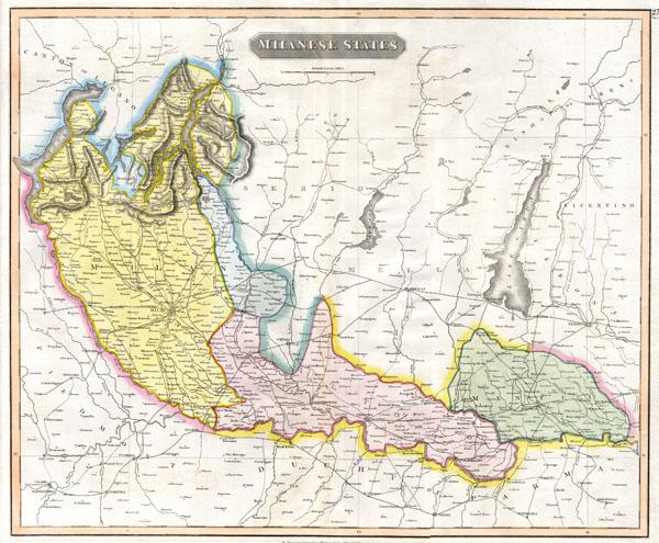 Milanese States