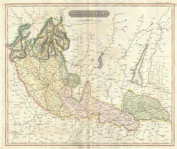 Milanese States.