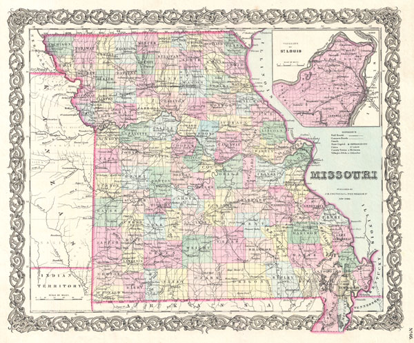 Missouri. - Main View