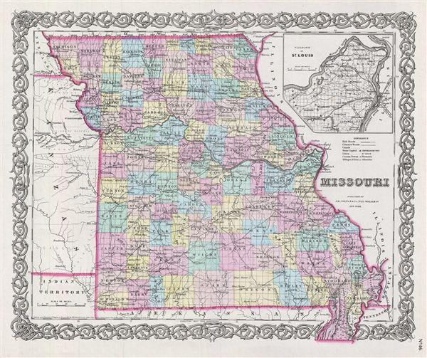 Missouri. - Main View