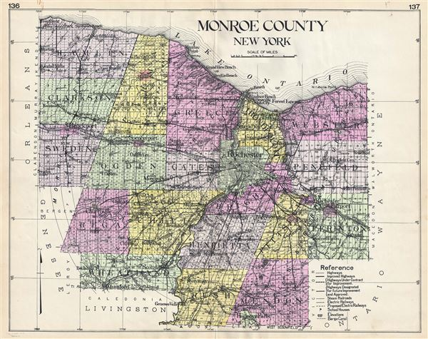 Monroe County New York.