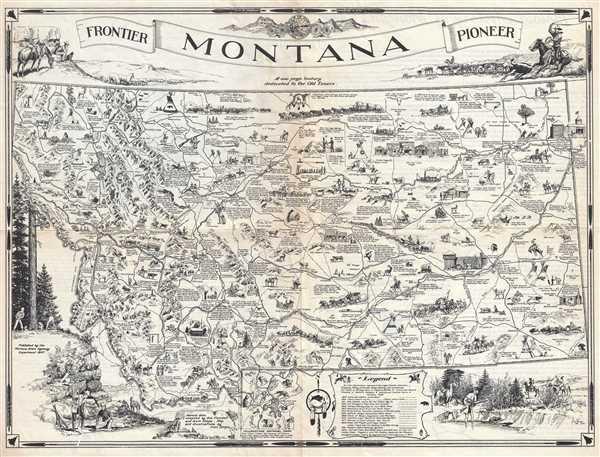 Montana. Frontier. Pioneer.