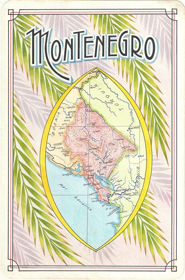 Montenegro. - Main View
