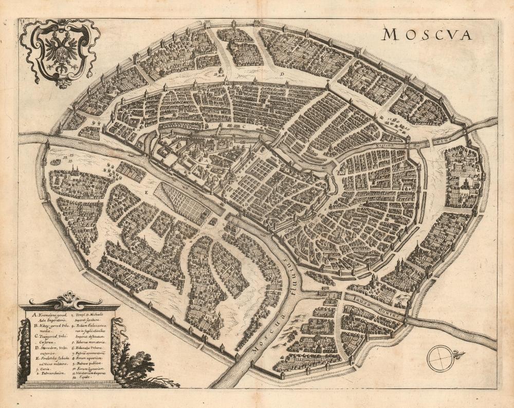 Moscva. - Main View