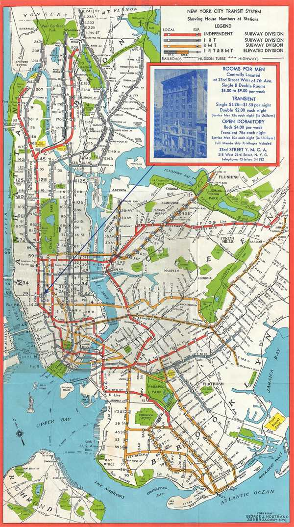 New York City Transit System.