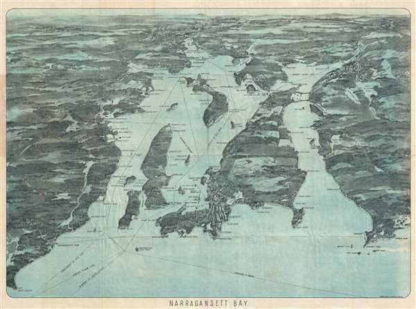 Narragansett Bay. - Main View