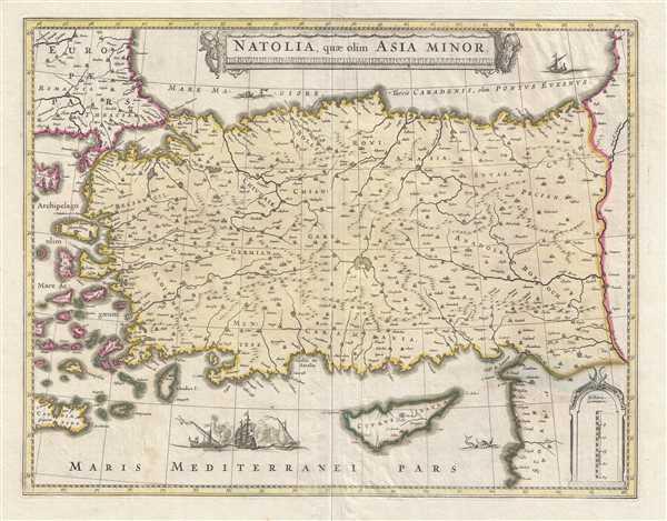 Natolia, quae olim Asia Minor. - Main View