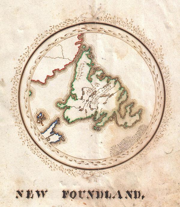 New Foundland.