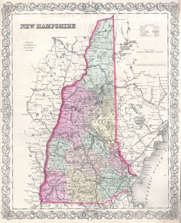 New Hampshire. - Main View