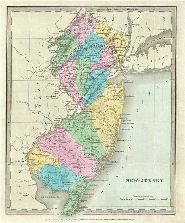 New Jersey. - Main View