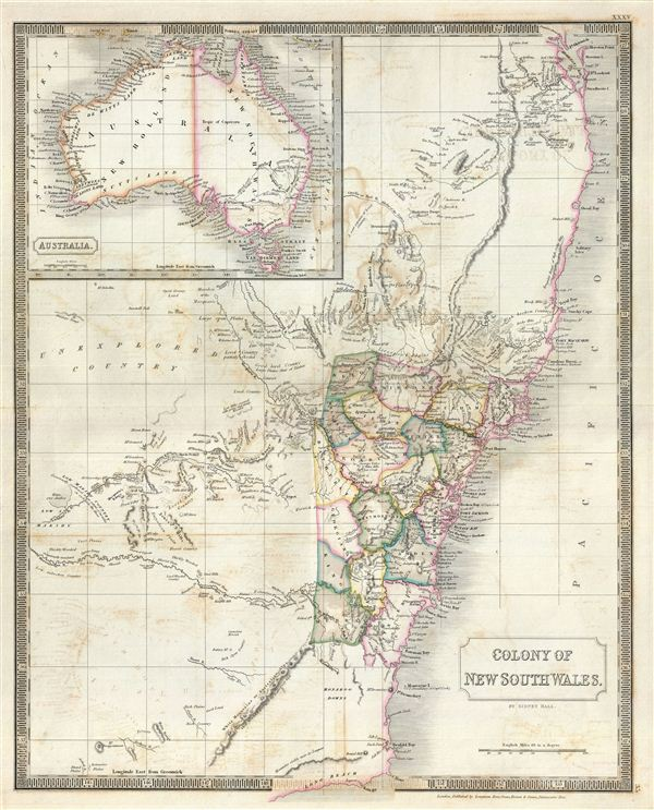 Colony of New South Wales.