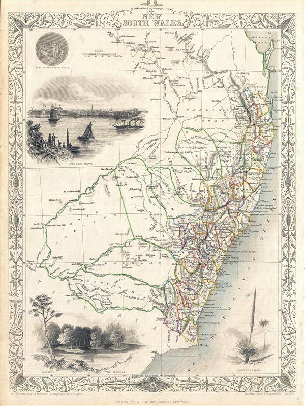 1797 PA MAP Hatboro Trappe Hatfield Lansdale Ambler Chalfont Elverson   SURNAMES